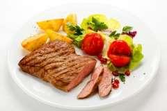 Вкусные рецепты: Свиной сальтисон(вариант), Рис с грибами лисичками и куриным филе, Быстрое пирожное по-русски