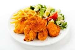 Вкусные рецепты: Салат из салата, Блинчики с мясом, Divine Pumpkin Muffins!